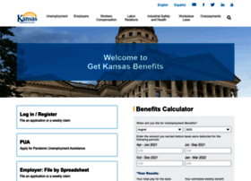 Getkansasbenefits.gov