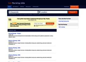 getnursingjobs.com
