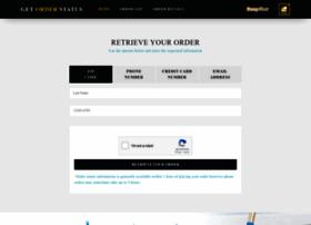 Getorderstatus.com