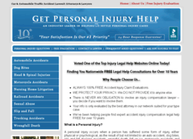 getpersonalinjuryhelp.com