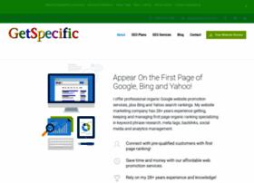 getspecific.com