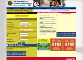 Ghana.waecdirect.org