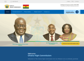 Ghanahighcommissionuk.com