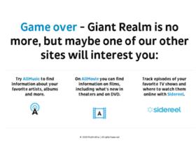 giantrealm.com