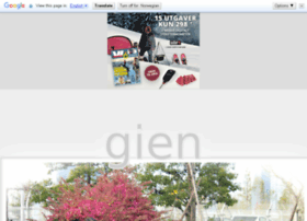 gien.blogg.no