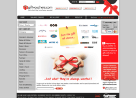 giftvouchers.com