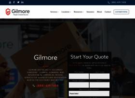 gilmoreservices.com
