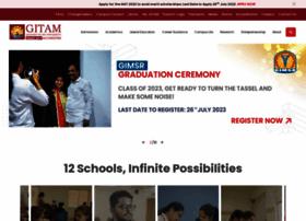 Gitam.edu
