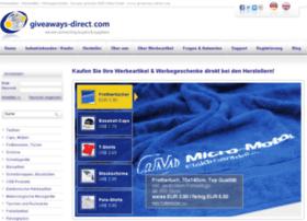 giveaways-direct.com
