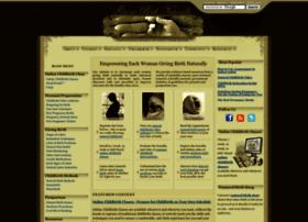 givingbirthnaturally.com
