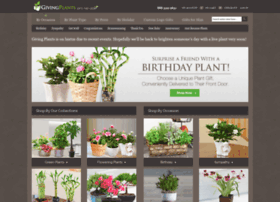 givingplants.com