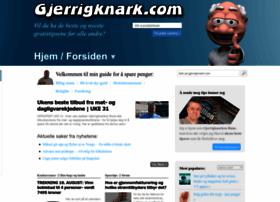 Gjerrigknark.com