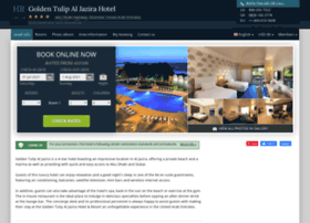 gldntulip-aljazira-resort.h-rez.com