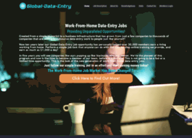 global-data-entry.com