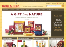 global.burtsbees.com