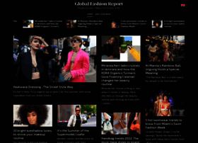 globalfashionreport.com