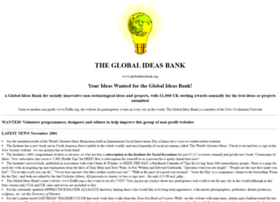 globalideasbank.org