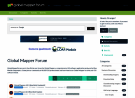 globalmapperforum.com