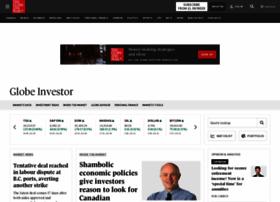 globeinvestor.com