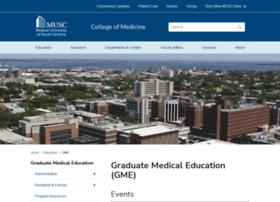 gme.musc.edu