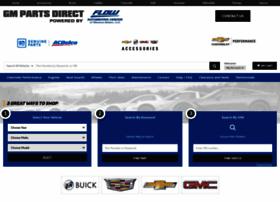 gmpartsdirect.com