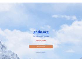 gndx.org
