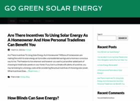 go-green-solar-energy.com