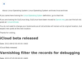 go2linux.org