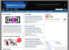 goal-setting-college.com