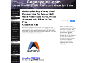 gogocycles.com