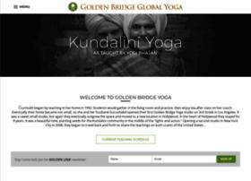 Goldenbridgeyoga.com