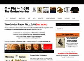 goldennumber.net