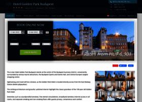 goldenpark-hotel-budapest.h-rez.com