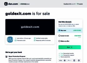goldexit.com