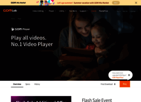 gomplayer.com