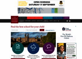 goodschoolsguide.co.uk