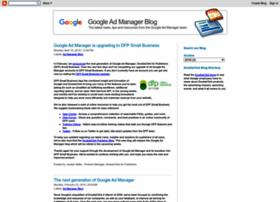 googleadmanager.blogspot.com