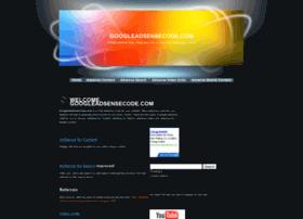 googleadsensecode.com