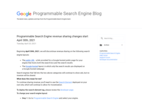 googlecustomsearch.blogspot.com