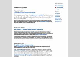 Googlenexusoneboard.blogspot.com