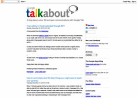 googletalk.blogspot.com