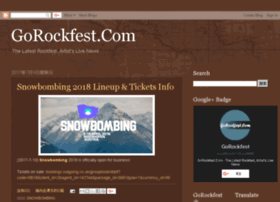 gorockfest.com