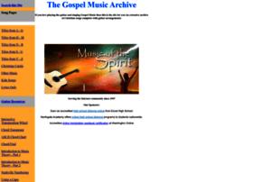 gospelmusic.org.uk