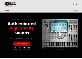gospelmusicians.com