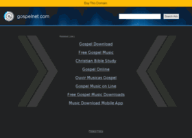 gospelnet.com
