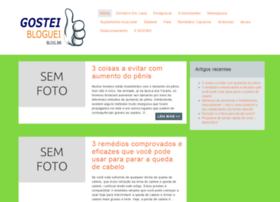 gosteibloguei.blog.br