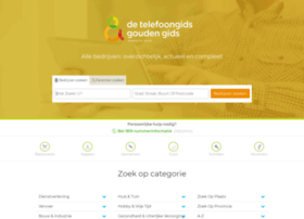 goudengids.nl
