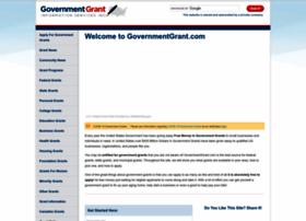 governmentgrant.com