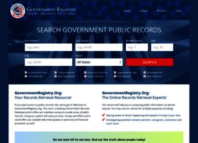 governmentregistry.org