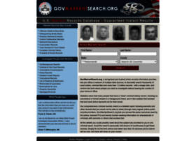 Govwarrantsearch.org